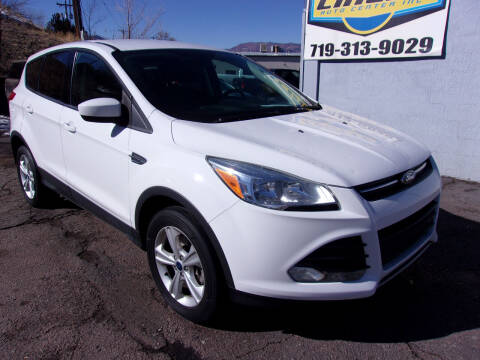 2015 Ford Escape for sale at Circle Auto Center in Colorado Springs CO