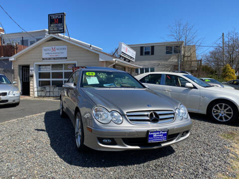 2009 Mercedes-Benz CLK for sale at Triple M Motors in Point Pleasant NJ