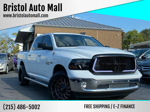 2016 RAM Ram Pickup 1500 for sale at Bristol Auto Mall in Levittown PA