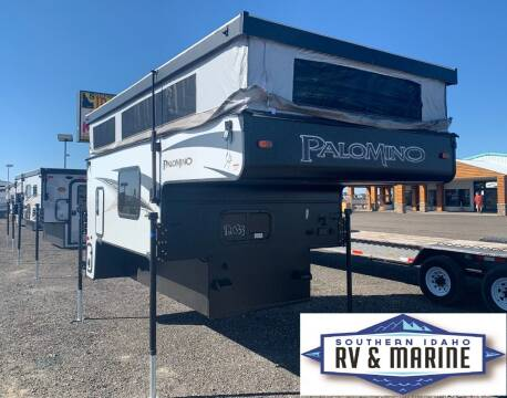 2021 Forest River PALOMINO SS-500 for sale at SOUTHERN IDAHO RV AND MARINE in Jerome ID