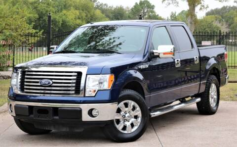 2010 Ford F-150 for sale at Texas Auto Corporation in Houston TX