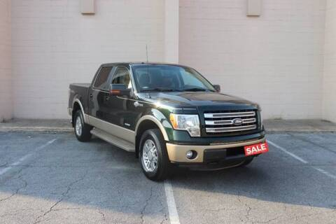 2013 Ford F-150 for sale at El Patron Trucks in Norcross GA