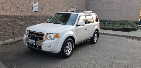2010 Ford Escape for sale at SafeMaxx Auto Sales in Placerville CA