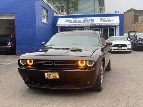 2017 Dodge Challenger for sale at AGM AUTO SALES in Malden MA