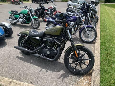 2016 Harley Davidson Sportster 883 Iron for sale at Dan Powers Honda Motorsports in Elizabethtown KY