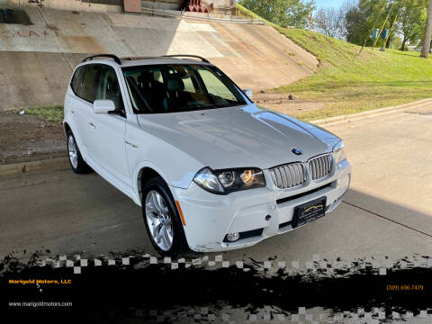 2008 BMW X3 for sale at Marigold Motors, LLC in Pekin IL