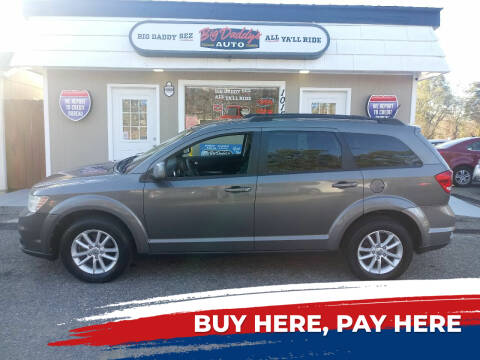 2013 Dodge Journey for sale at BIG DADDY'S  A.L.D. in Winston Salem NC