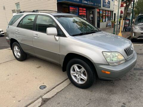 2002 Lexus RX 300 for sale at Towne Auto Sales in Kearny NJ