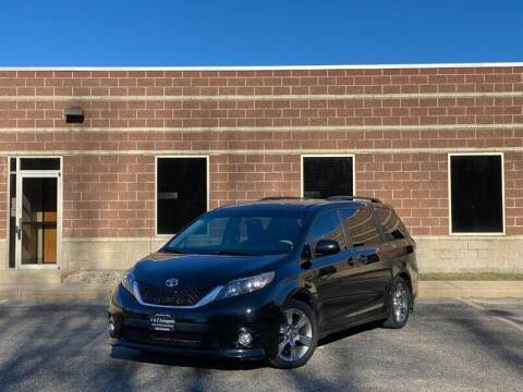 2012 Toyota Sienna for sale at A To Z Autosports LLC in Madison WI