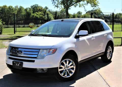 2009 Ford Edge for sale at Texas Auto Corporation in Houston TX