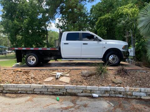 2014 RAM Ram Chassis 3500 for sale at Texas Truck Sales in Dickinson TX