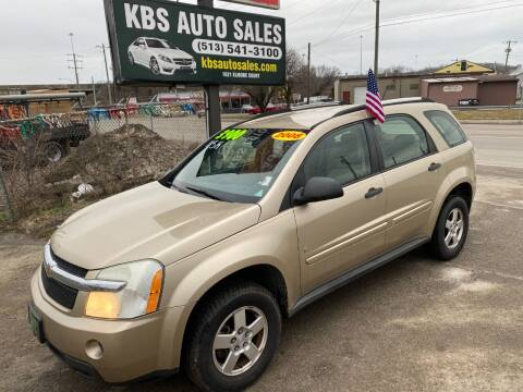 2008 Chevrolet Equinox for sale at KBS Auto Sales in Cincinnati OH