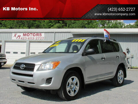 2010 Toyota RAV4 for sale at KB Motors Inc. in Bristol VA