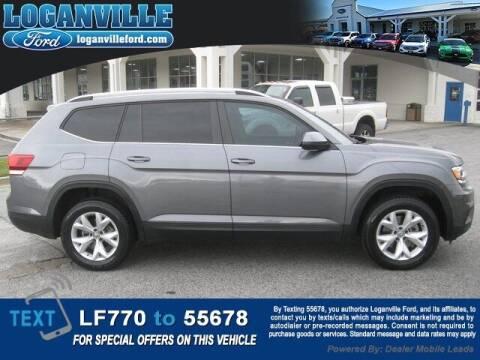 2018 Volkswagen Atlas for sale at Loganville Quick Lane and Tire Center in Loganville GA