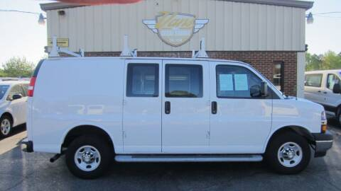 2019 Chevrolet Express Cargo for sale at Vans Of Great Bridge in Chesapeake VA