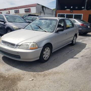 1998 Honda Civic for sale at 4 Guys Auto in Tampa FL