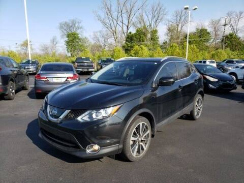 2018 Nissan Rogue Sport for sale at White's Honda Toyota of Lima in Lima OH