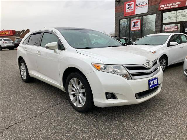 2014 Toyota Venza for sale at AutoCredit SuperStore in Lowell MA