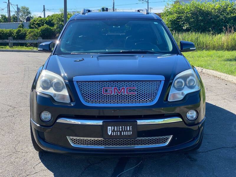 2011 GMC Acadia for sale at Pristine Auto Group in Bloomfield NJ