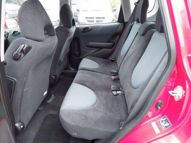 2007 Honda Fit Sport 4dr Hatchback 5A - Columbia PA