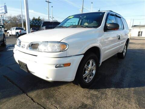 2004 Oldsmobile Bravada for sale at D & T Auto Sales, Inc. in Henderson KY