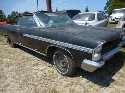 1963 Pontiac Bonneville for sale at Classic Cars of South Carolina in Gray Court SC