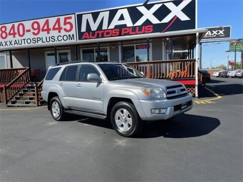 2005 Toyota 4Runner for sale at Maxx Autos Plus in Puyallup WA