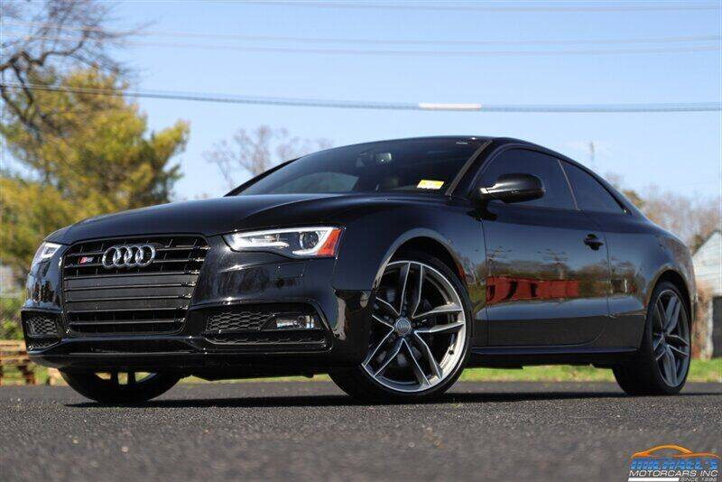 2016 Audi S5 for sale in Neptune City, NJ