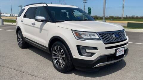 2016 Ford Explorer for sale at Napleton Autowerks in Springfield MO