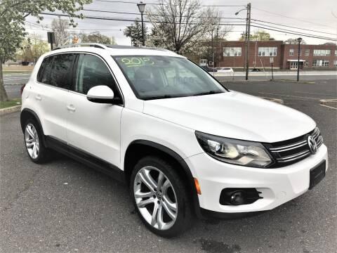 2013 Volkswagen Tiguan for sale at Ultimate Motors in Port Monmouth NJ