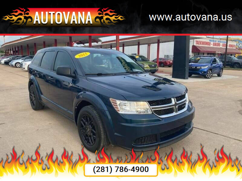 2015 Dodge Journey for sale at AutoVana in Humble TX
