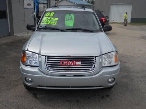 2008 GMC Envoy for sale at Shaw Motor Sales in Kalkaska MI