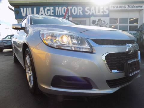 2014 Chevrolet Malibu for sale at Village Motor Sales in Buffalo NY