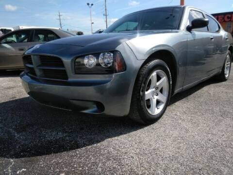 2007 Dodge Charger for sale at JacksonvilleMotorMall.com in Jacksonville FL