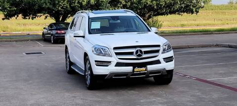 2015 Mercedes-Benz GL-Class for sale at America's Auto Financial in Houston TX