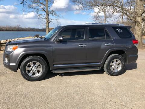 2010 Toyota 4Runner for sale at Monroe Auto's, LLC in Parsons TN
