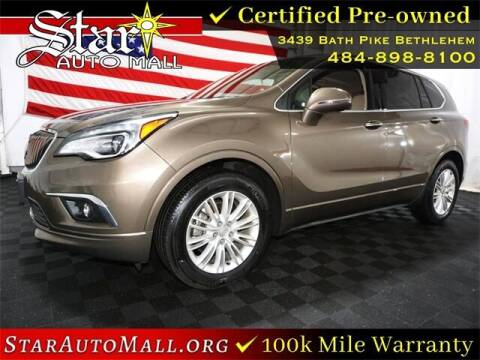 2017 Buick Envision for sale at STAR AUTO MALL 512 in Bethlehem PA