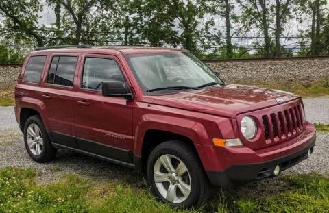 2012 Jeep Patriot for sale at Abingdon Auto Specialist Inc. in Abingdon VA
