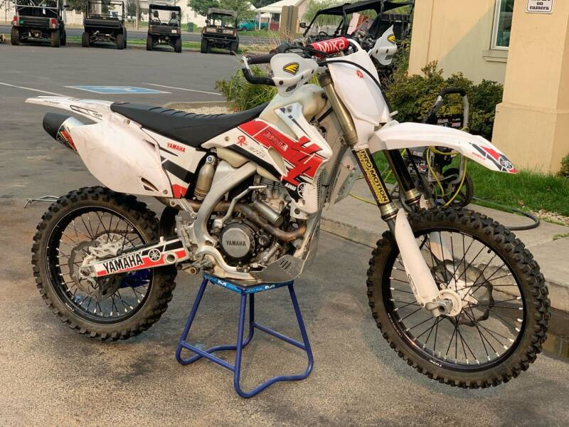 2007 Yamaha YZ250F for sale at Harper Motorsports in Post Falls ID