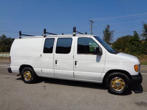 2003 Ford E-Series Cargo for sale at Car Depot Auto Sales Inc in Seymour TN