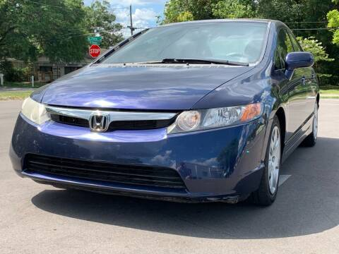 2006 Honda Civic for sale at LUXURY AUTO MALL in Tampa FL