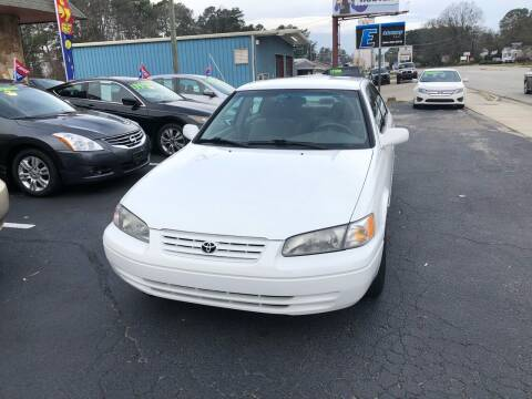 1999 Toyota Camry for sale at E Motors LLC in Anderson SC