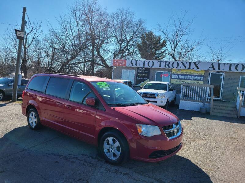 2012 Dodge Grand Caravan for sale at Auto Tronix in Lexington KY