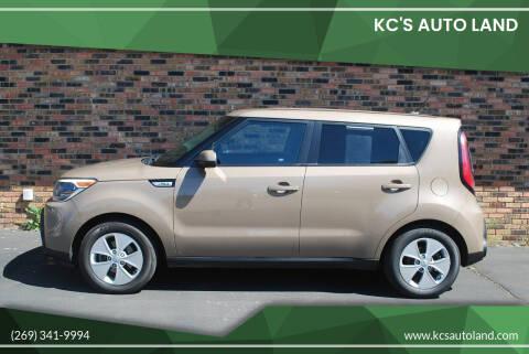 2016 Kia Soul for sale at KC'S Auto Land in Kalamazoo MI
