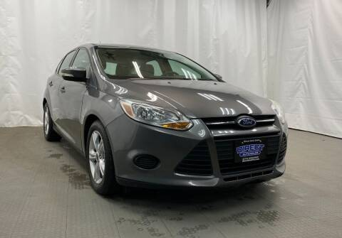 2014 Ford Focus for sale at Direct Auto Sales in Philadelphia PA