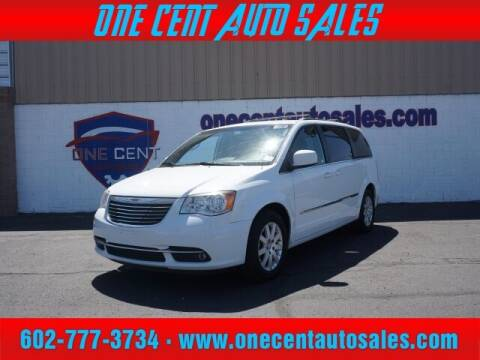 2014 Chrysler Town and Country for sale at One Cent Auto Sales in Glendale AZ