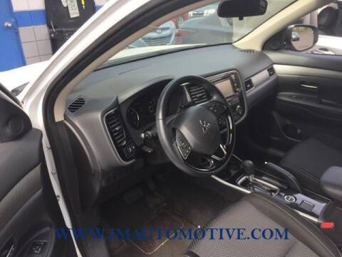 2017 Mitsubishi Outlander for sale at J & M Automotive in Naugatuck CT