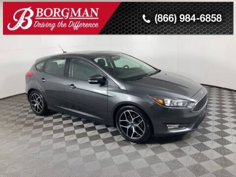 2018 Ford Focus for sale at BORGMAN OF HOLLAND LLC in Holland MI