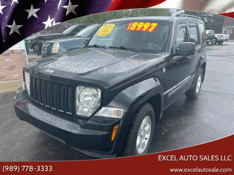 2010 Jeep Liberty for sale at Excel Auto Sales LLC in Kawkawlin MI