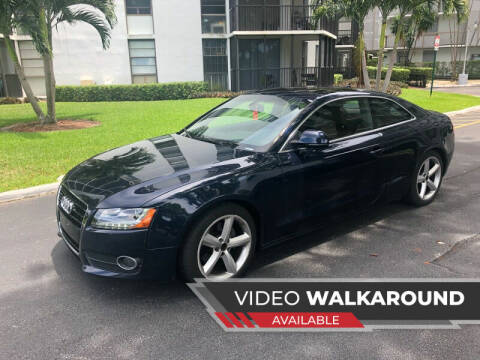 2008 Audi A5 for sale at AUTOSPORT MOTORS in Lake Park FL
